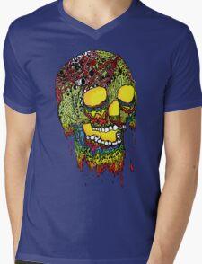 Brain Melter Mens V-Neck T-Shirt