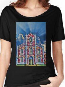 Mix up with the Stain Glass Company  Women's Relaxed Fit T-Shirt