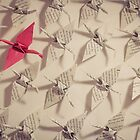The Red Paper Crane by Ryan Conners