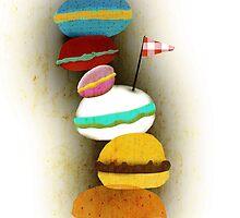 Macarons Paris Dream by rupydetequila