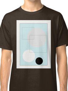 Blue Circles - 3 Classic T-Shirt