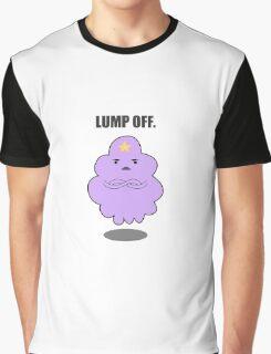 Grumpy Space Princess Graphic T-Shirt