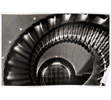 McManus Stairwell Poster