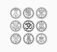 8 Auspicious Symbols T-Shirt