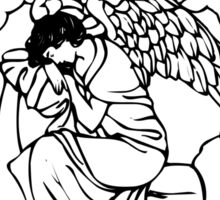 Fallen Angel Sticker