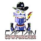 Cpn Cowpuncher by sutherland