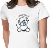 Coton de Tulear :: It's All About Me Womens Fitted T-Shirt