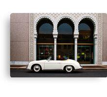 Classic Porsche Canvas Print
