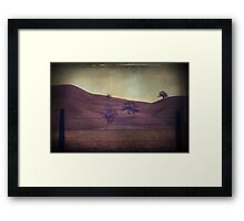 Could Never Quite Reach You Framed Print