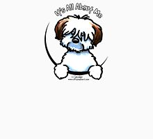 Tricolor Coton de Tulear :: It's All About Me Womens Fitted T-Shirt