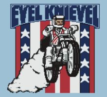8-Bit Evel Kids Clothes