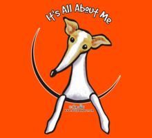 Italian Greyhound :: It's All About Me by offleashart