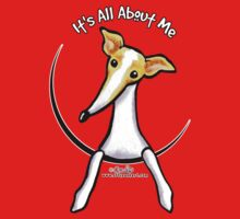Italian Greyhound :: It's All About Me One Piece - Short Sleeve