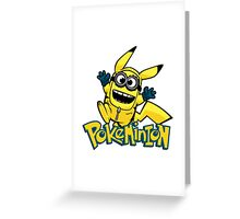 Pokeminion Greeting Card