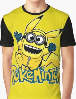 Pokeminion Graphic T-Shirt