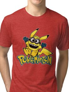 Pokeminion Tri-blend T-Shirt