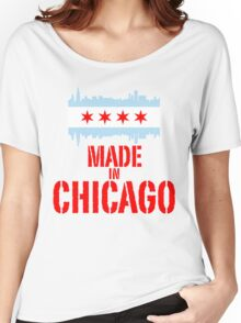 Made in Chicago Women's Relaxed Fit T-Shirt