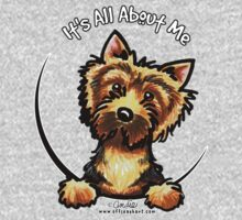 Norwich Terrier :: It's All About Me One Piece - Long Sleeve