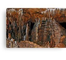Florida Caverns #2. Marianna. Canvas Print