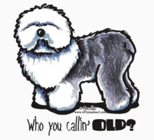 OES 'Who You Callin Old' Kids Tee