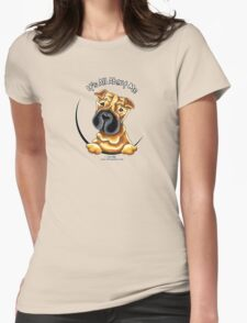 Chinese Shar Pei :: It's All About Me Womens Fitted T-Shirt