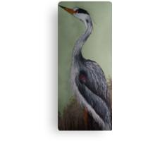 hall crane Canvas Print