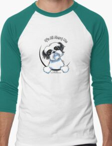 Black/White Shih Tzu :: It's All About Me T-Shirt