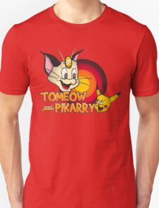 Tomeow and Pikarry T-Shirt