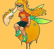 Tangy Squid by torimisu