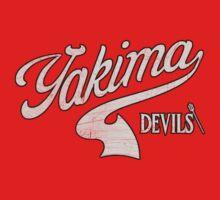 Yakima Devils Hockey by Ian Cain
