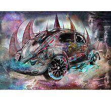 vw beetle/bug Photographic Print