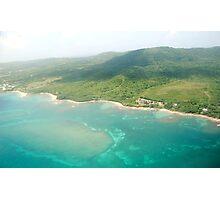 Island Flight Photographic Print