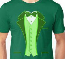 Tuxedo Green Unisex T-Shirt