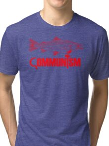 "Movie Clue ""Communism was just a red herring"" Tri-blend T-Shirt"
