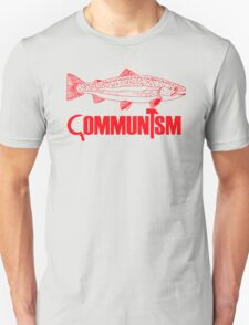 "Movie Clue ""Communism was just a red herring"" Unisex T-Shirt"
