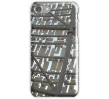 Kelpie - inside frame iPhone Case/Skin