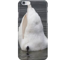 Bottoms up! iPhone case iPhone Case/Skin