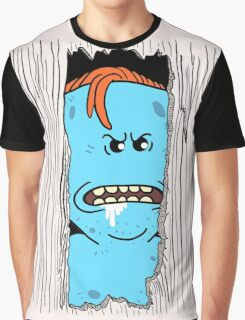 HERE'S MEESEEKS Graphic T-Shirt