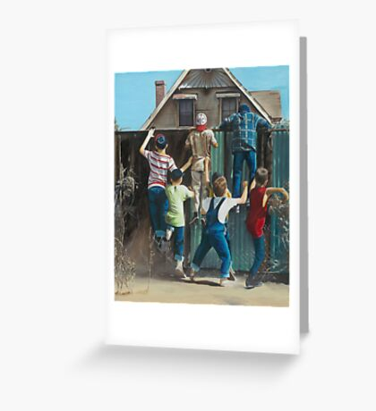 The Sandlot Greeting Card