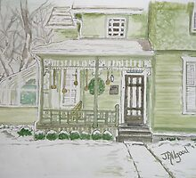No. 10 of 100 SLC Porches by Jeanne Allgood