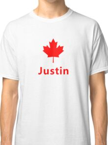 Canada's Newest Leader ! Classic T-Shirt