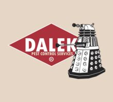 Dalek Pest Control Services by oawan