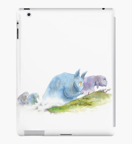 Cloud Gods  iPad Case/Skin