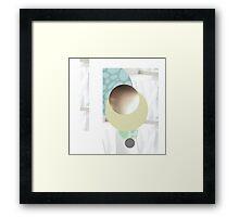 Render Framed Print