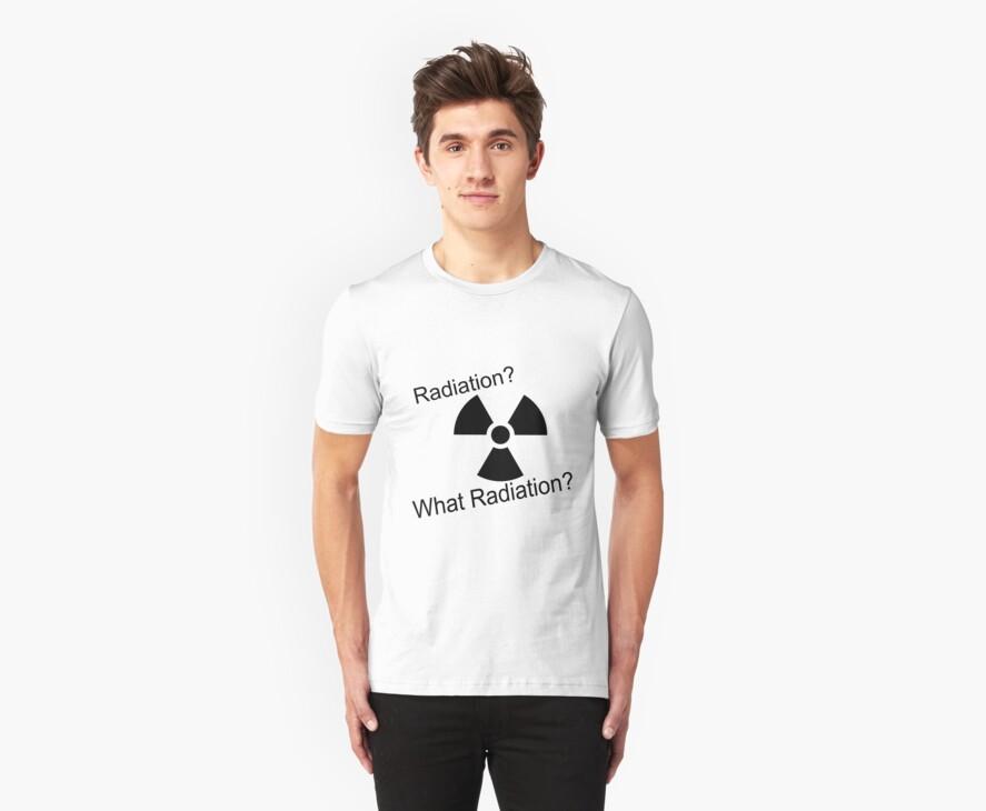 Radiation?  by pepsiandnutella