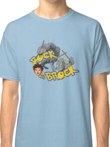 Brock of Ages Classic T-Shirt