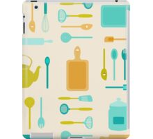 AFE Kitchen Utensils iPad Case/Skin