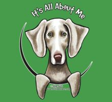 Weimaraner :: It's All About Me Kids Clothes