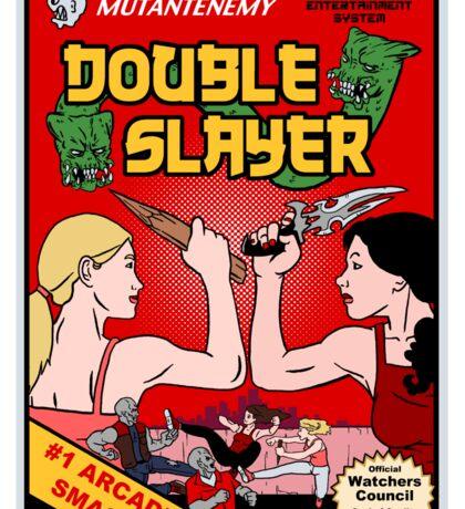 Double Slayer Sticker