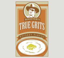 True Grits (John Wayne) by locustyears